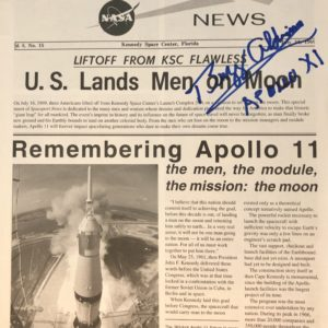 Kennedy Space Center Spaceport News Apollo 11
