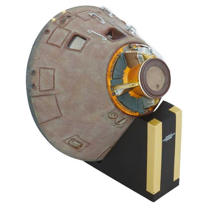 Road to Apollo 11 50th Anniversary | Apollo 11, Buzz Aldrin Autographed Command Module Model
